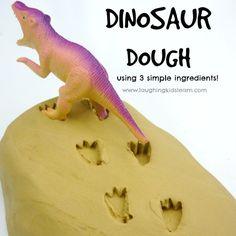 FB dinosaur těsto recept na hru Nursery Activities, Craft Activities For Kids, Toddler Activities, Preschool Ideas, Fun Crafts, Crafts For Kids, Dinosaur Crafts, Dinosaur Nursery, Preschool Literacy