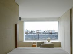 P Apartment in Paris by Claudio Silvestrin Architects