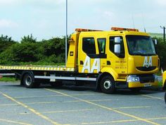 RENAULT PLATAFORMA - Vehicle Recovery: The AA