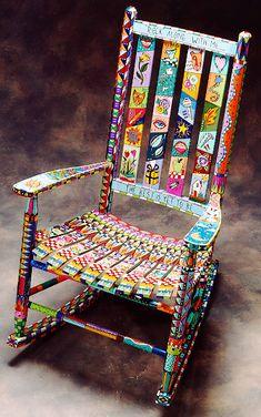 chair by Linda Hatfield