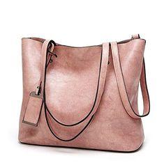 fb8935f93 Bolsa De Ombro Couro Sintético Htavel, Importada ________Esta bolsa é feita  lindamente. O material