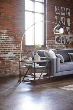 Value City Furniture, New Furniture, Online Furniture, Interior Design Tools, Interior Design Inspiration, Arc Floor Lamps, Modern Floor Lamps, Home Modern, Midcentury Modern