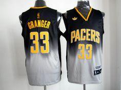 858bd250b0cc Adidas NBA Indina Pacers 33 Danny Granger Fadeaway Fashion Swingman Jersey