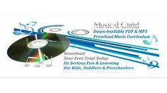 Music Classes for Preschoolers & Toddlers Free Download - Musical Child