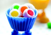 Hello Jelly Gumdrop Mints | Imperial Sugar® Recipe - Make your own candy for birthdays or Halloween.