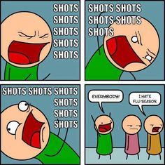 I hate Flu Season!