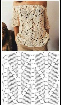 Pull Crochet, Mode Crochet, Crochet Cardigan, Crochet Lace, Crochet Dolls, Crochet Collar Pattern, Crochet Stitches Patterns, Crochet Designs, Doll Patterns