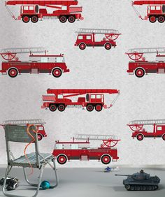 Onszelf Wallpaper Collection Stoer for boys OZ 3175