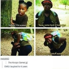 we NEED to watch all the stupid parodies of the hunger games!!!!