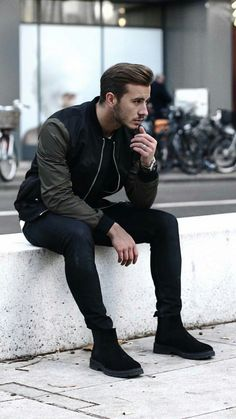 New Moda Hombre Hipster Menswear Casual Ideas Chelsea Boots Outfit, Male Models Poses, Photography Poses For Men, Fashion Photography, Hipster Outfits, Male Hipster Fashion, Classy Mens Fashion, Fashion Fashion, Fashion Outfits