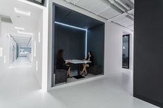 RD Construction office, Moscow on Behance