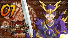 Monster Hunter Generations - Part 1 The Hunt Begins Bherna Village (HD) ...