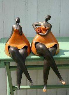 keramiek vrouwenbeelden - Google zoeken - Recherche Google