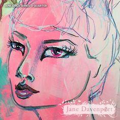 Artistcellar Signature Series - Jane Davenport's Jane Girls.