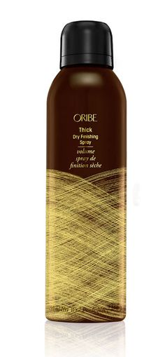 Beauty Must-Have: Oribe Thick Dry Finishing Spray