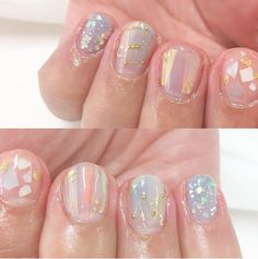 Nails ♡ pinterest: ashshila