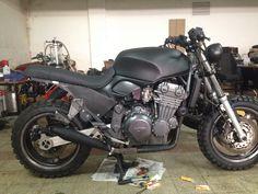 Triumph 900 Black Soul