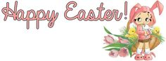 Happy Easter from Betty Boop - Timeline Cover