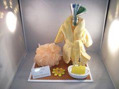 Geschenke für Frauen - Geldgeschenk, Wellness, relaxen, baden, duschen - ein Designerstück von mafi-mak bei DaWanda