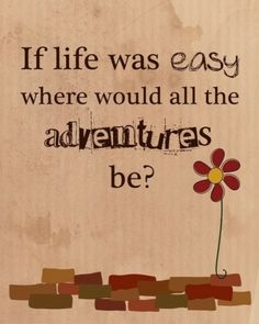 And each time it is TRULY a adventure :) Where will me and the kids go this time.... Hawaii, Iceland, Italy?????? Maybe Disneyland!