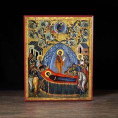 Dormition of the Theotokos Icon - F130 - Legacy Icons