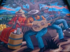 Musical Mural Eureka, California