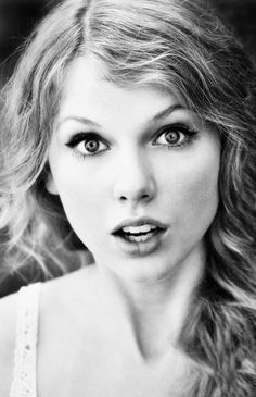 taylor swift writes the words every girl feels in their hearts. her songs get me through my days.