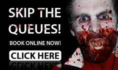 Spookers Haunted Attraction in New Zealand