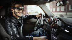 Mini Augmented Vision concept brings crazy-looking AR glasses inside the car theverge.com