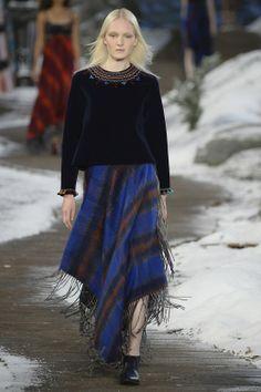 NY-Fashion Week. Und wir schreiben Tagebuch. http://www.welt.de/icon/article124735272/NY-Fashion-Week-Tag-5-Schnee-von-Morgen.html