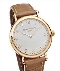 Patek Philippe Rose Gold - Ladies - Calatrava