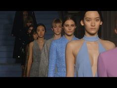 Emilia Wickstead AW15 at London Fashion Week