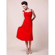 AURILIA - Vestido de Damas em Chifon – USD $ 129.99
