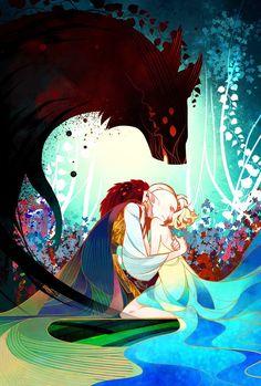 Солас,DA персонажи,Dragon Age,фэндомы,Инквизитор (DA),Фен'харел,DAI