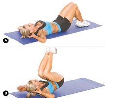 7 exercises that will rock your core