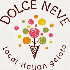 Dolce Neve Gelato opens today! Read more about them on my blog!