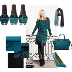 """""""Don't forget the colour"""" by langgenoeg on Polyvore"""