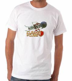 Camisa Clash of Clans Destruidor de Muro