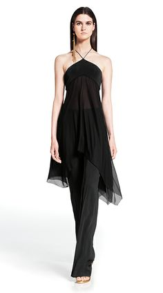 Resort Collection 2014 runway show - Donna Karan- Very sexy outfit.