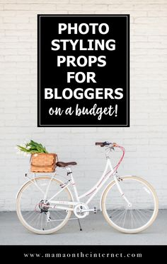 Photo Styling Props | Flat Lay Props | Blogging Props | Blog Photography | Blog Tips and Tricks