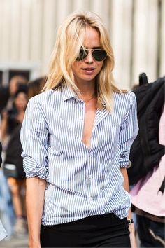 stripe shirt perfection