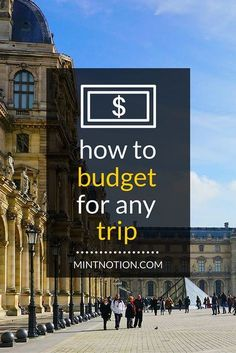 One of the most exciting aspects about going on a trip is the planning process. However, when it comes to creating a budget for your upcoming trip, it can become a little overwhelming and you may overlook some important costs. Click here to find out how to budget for any trip!