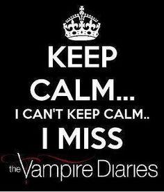 I can't wait till the vampire diaries season 6!