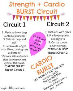 Cardio Burst