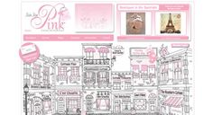 Showcase of Beautiful Pink Websites