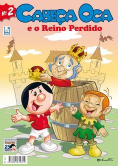 Cabeça Oca # 2 será distribuído em jornal de Goiás http://www.universohq.com/noticias/cabeca-oca-2-sera-distribuido-em-jornal-de-goias/
