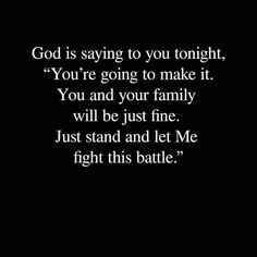 Lord Jesus, I truly believe this. You give us these battles to increase our trust and our strength. Prayer Verses, God Prayer, Prayer Quotes, Faith Quotes, Spiritual Quotes, Bible Quotes, Positive Quotes, Bible Verses, Qoutes