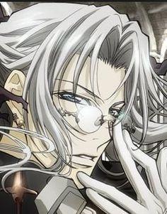 Trinity Blood- Abel Nightroad  Cute anime guys