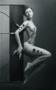 photo manipulations by Simon Siwak