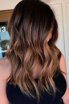 Popular Ideas of Brown Ombre Hair picture 3